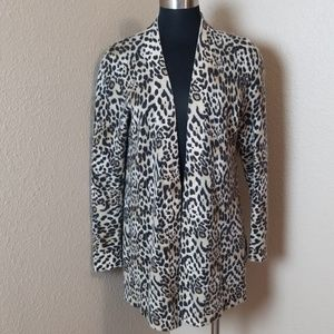 Charter Club Cashmere Open Front Cardigan